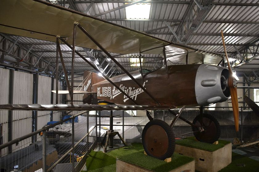 austin-whippet-replica-at-south-yorkshire-aircraft-museum