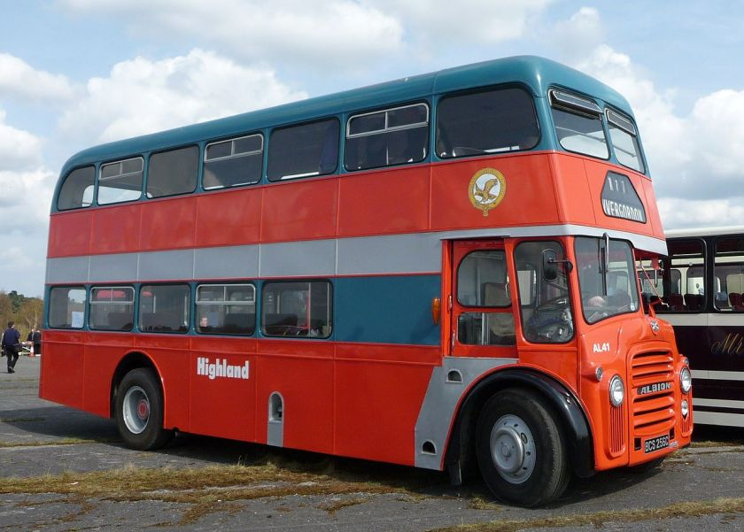 1965-albion-lowlander-lr7-new-to-western-smt-preserved-in-the-colours-of-second-owner-highland-omnibuses-ltd