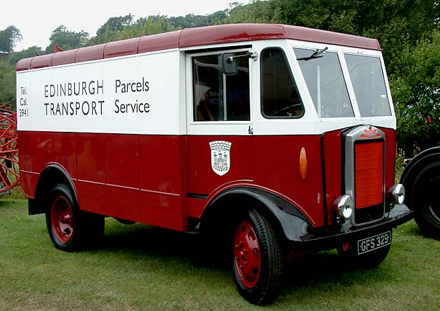 albion-edinburgh-parcels-transport