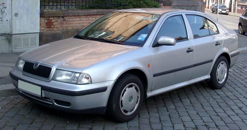 skoda-octavia-1-generation