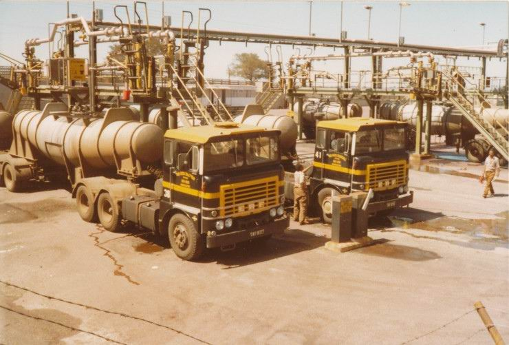 ERF Trucks – Myn Transport Blog