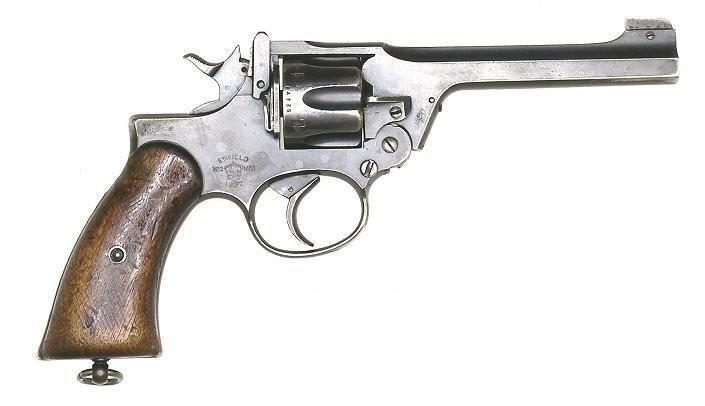 revolver-enfield-no2-mk-i