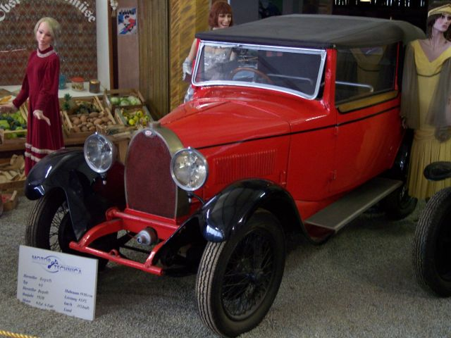 bugatti-typ-40