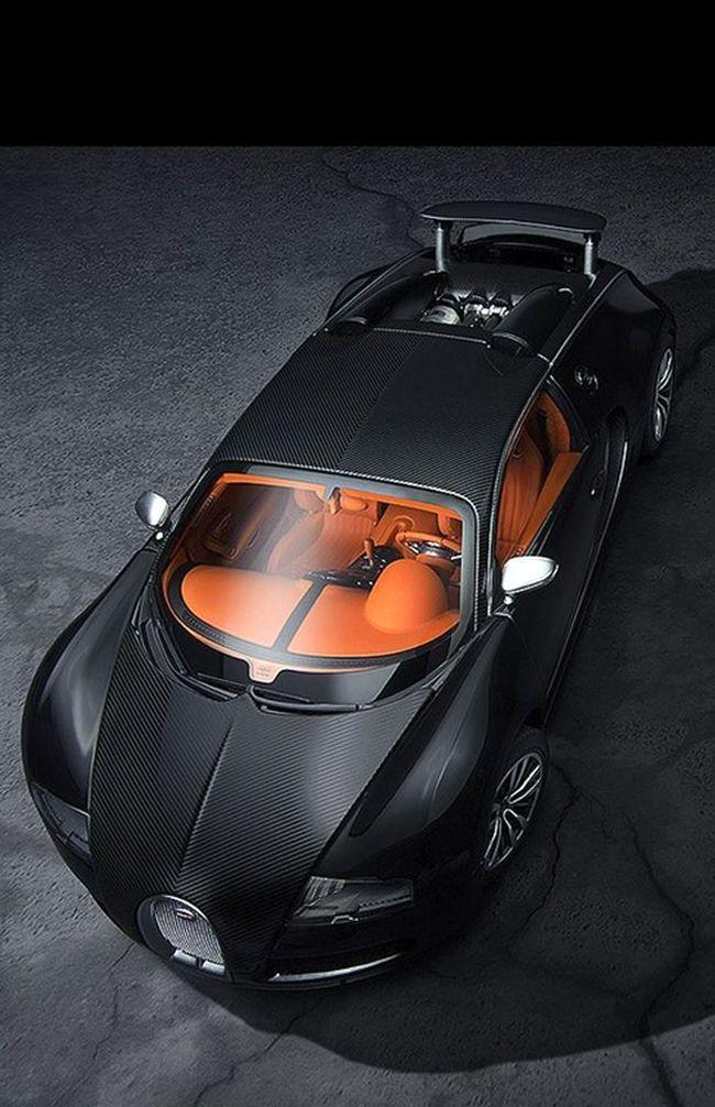 Bugatti Veyron Vivere