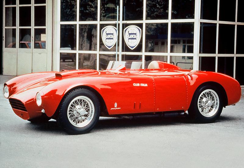 5 Seiten 642 To Adopt Advanced Technology Lancia Flaminia Zagato Sport 2.5 3c