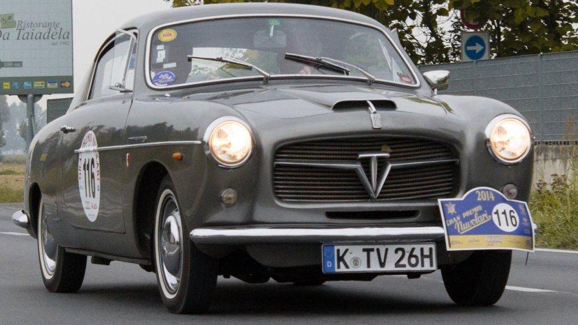 Electric myn transport blog fiat 1100 103 tv coupe pininfarina publicscrutiny Gallery