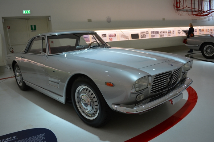 ... 1961 Maserati 5000 Gt 2dr Indianapolis Allemano Coupe  ...