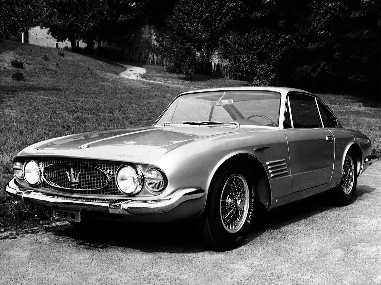 ... 1963 Maserati 5000 Gt Ghia Coupe ...