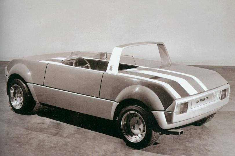 1976-peugeot-peugette-pininfarina-b-w