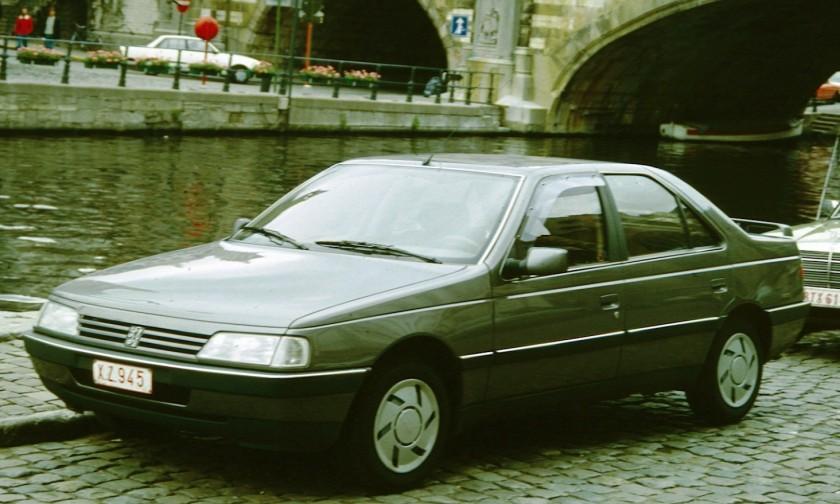 1987-peugeot-405-designed-by-pininfarina