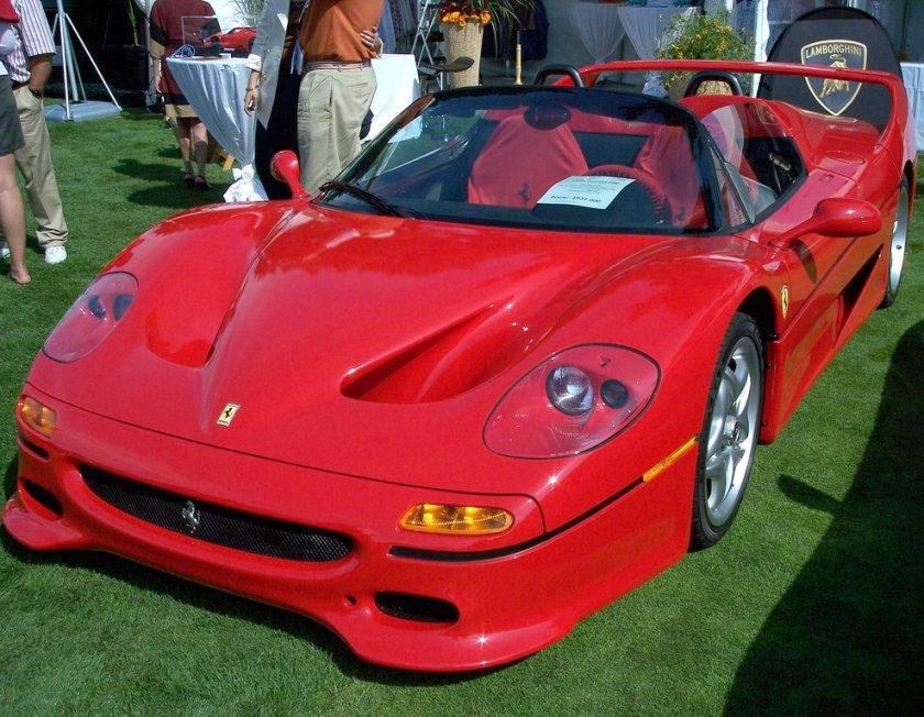 1995-ferrari-f50-pininfarina