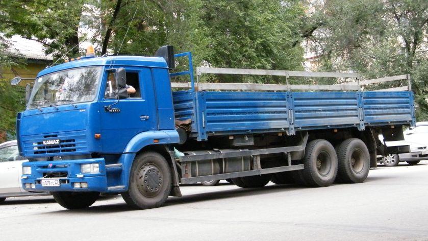 Kamaz – Myn Transport Blog on