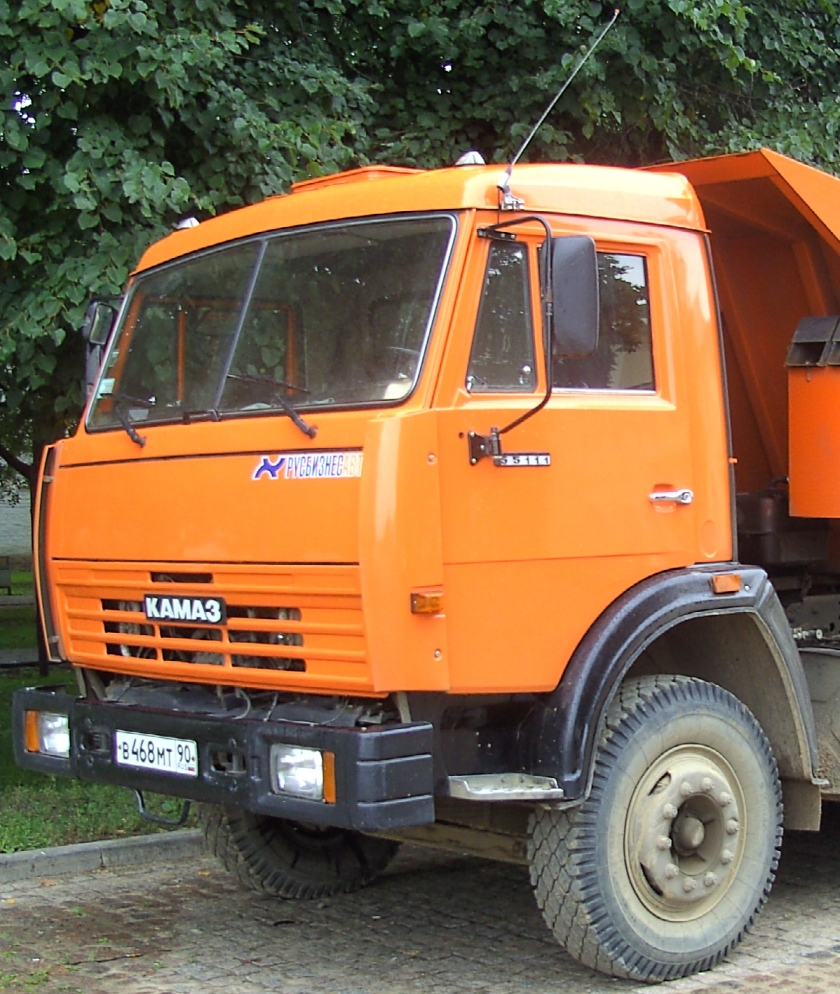 Kamaz Myn Transport Blog Front Suspension Diagram For Jeep Cherokee Xj 19882001 1 19762000 Diskless Wheels Low Cabin Roof Corrugated Sidewalls Sleeping Compartment Lights On The Of Cab