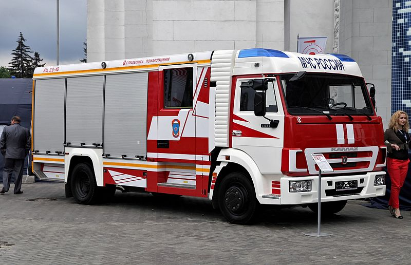 KAMAZ 43082 6×2 Cab And Chassis Unit