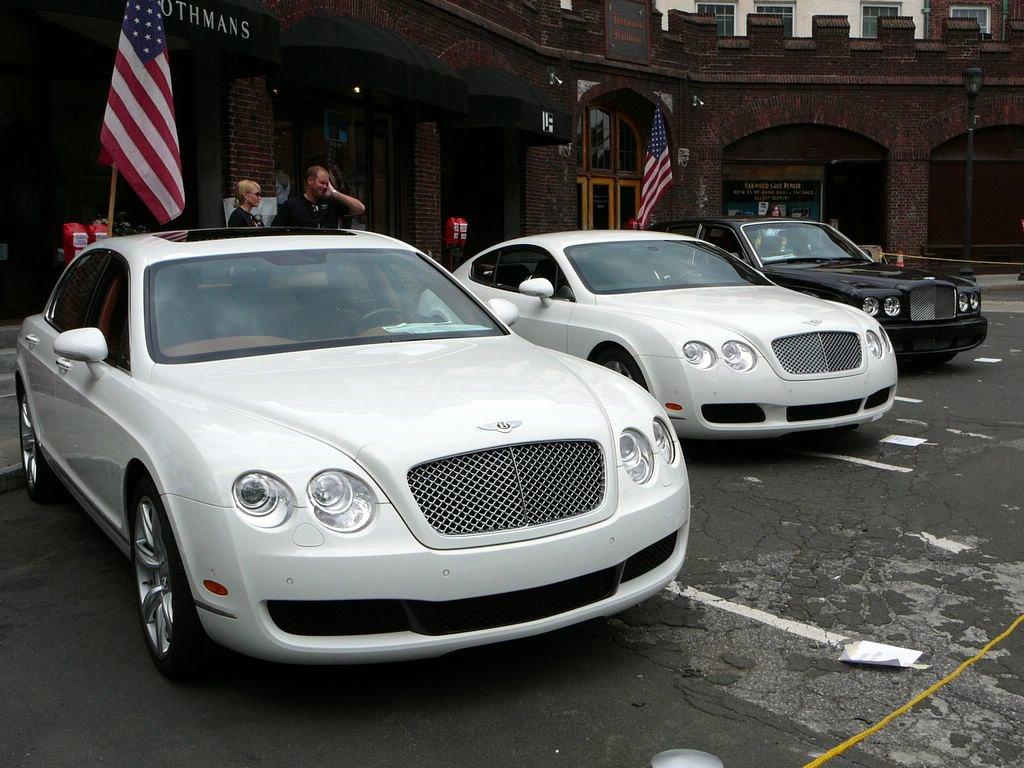 Modern Bentleys