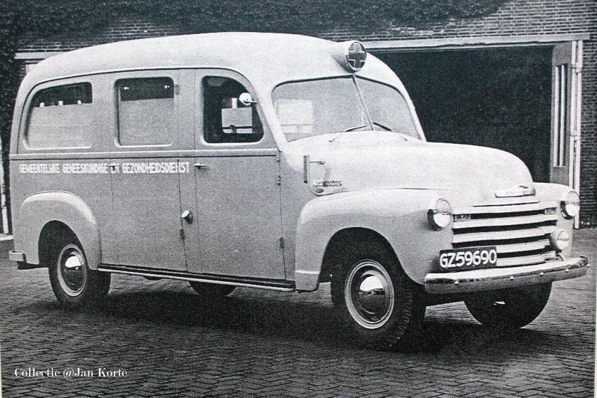 Chevrolet Myn Transport Blog