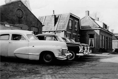 1945 Chevrolet Ziekenauto GGu0026GD Amsterdam NL Collectie Jan Korte