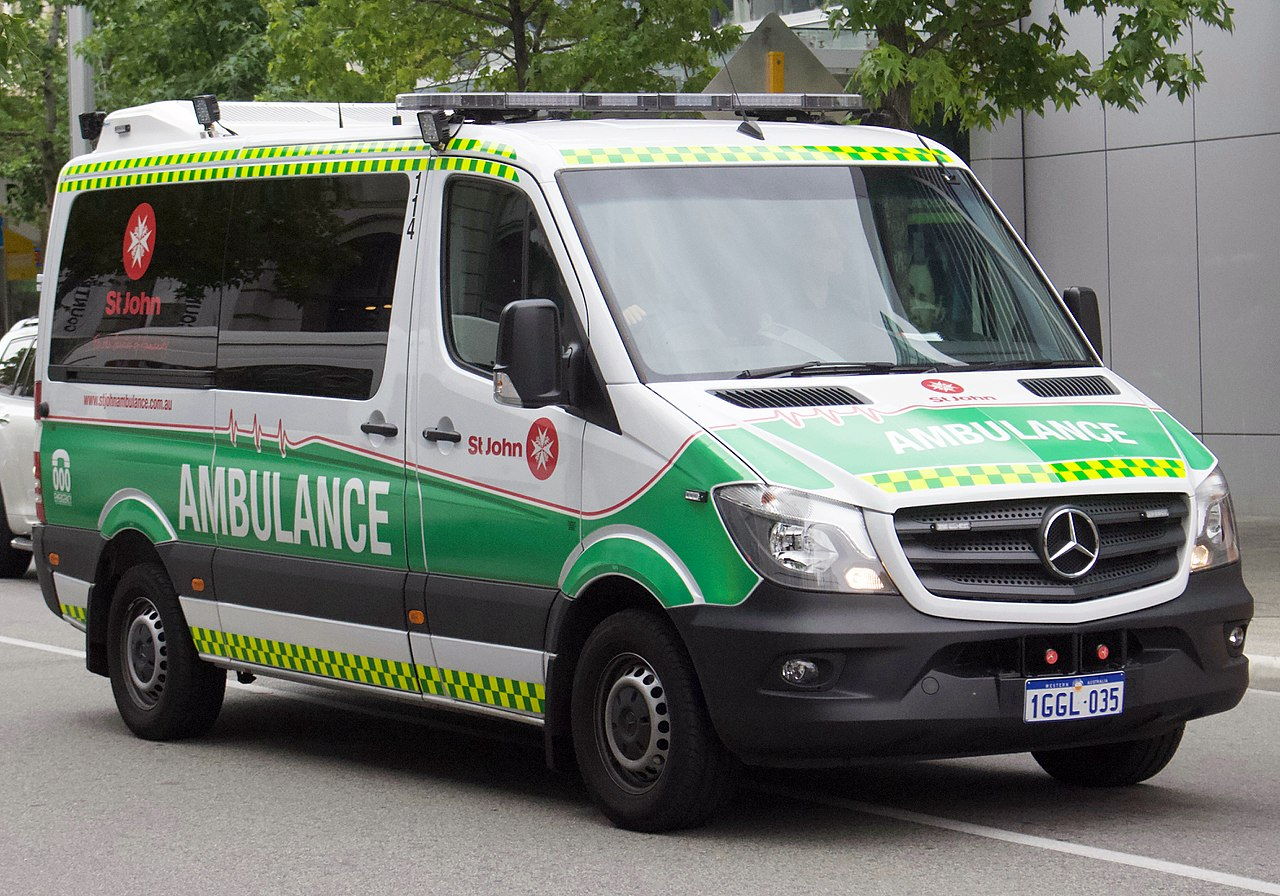 Fire and rescue myn transport blog for Mercedes benz of melbourne