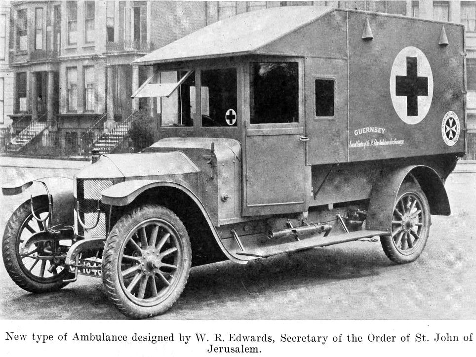 AMBULANCES + HEARSES Part XIV On Alphabet Beginning With P Till R