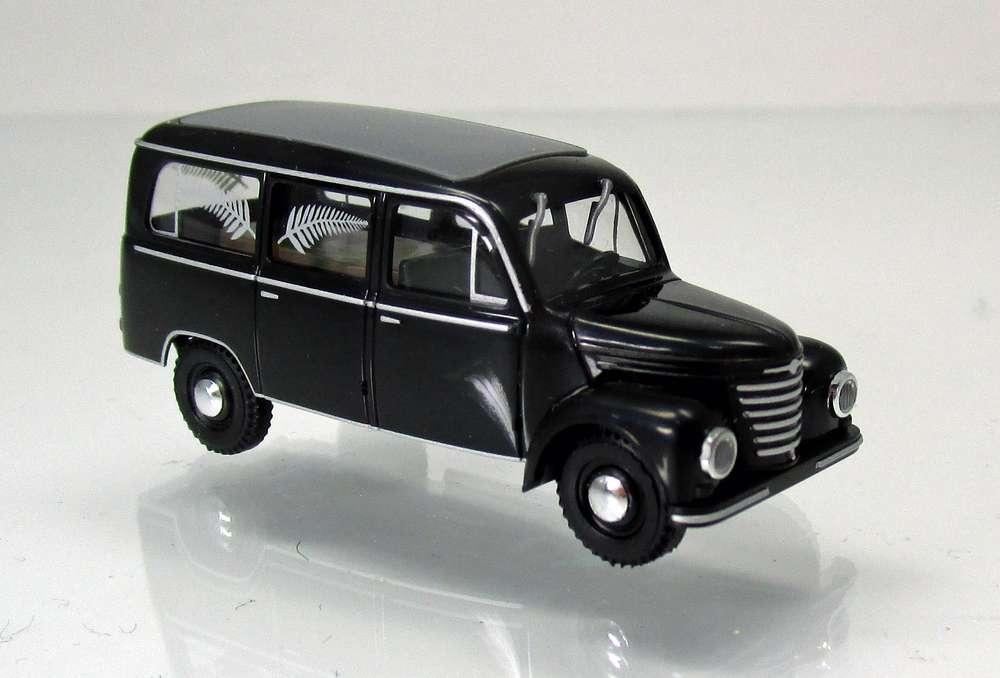 Toys, Hobbies Renault Dauphine Limousine 1956-67 Blue Blue 1:43 Elegant Appearance