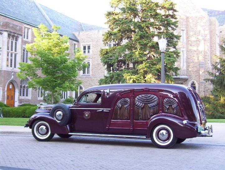 LaSalle Ambulances, Hearses And One Flower Car Because It Is So Beautiful  Since 1936 U2013 1940