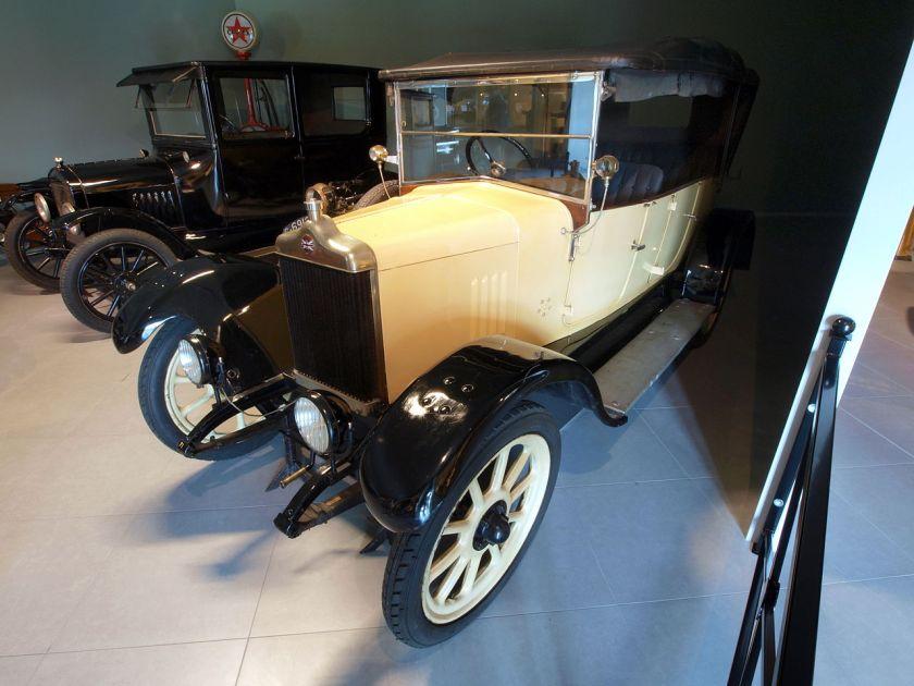 1922 Standard Eleven SLO4 Tourer