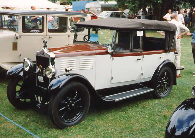 1927 Standard Nine