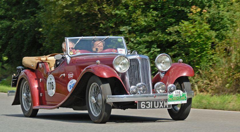 1933 Jaguar SS 1
