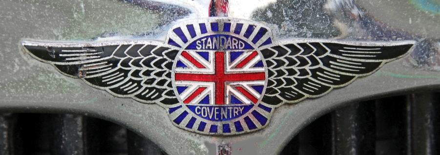 Enfield County Alloy Casted Mercedes Benz Bonnet Star Emblem Chrome Finish Badge
