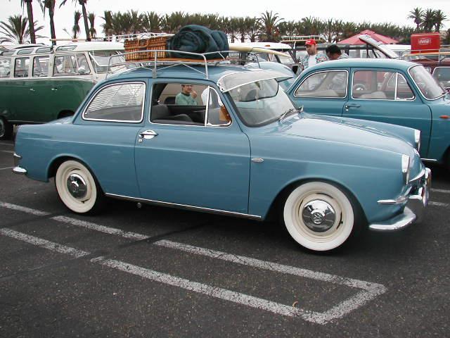 VW TYPE 3 1961-1973 PAN TO BODY HARDWARE SET NOTCHBACK SQUAREBACK FASTBACK