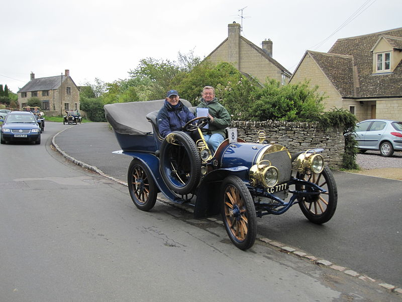 1904 Hotchkiss 20HP C