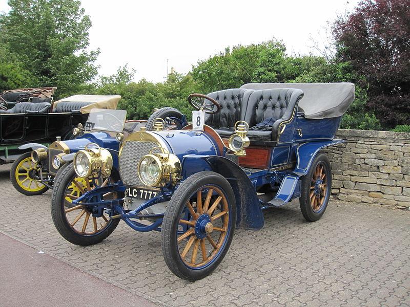 1904 Hotchkiss type c 20HP