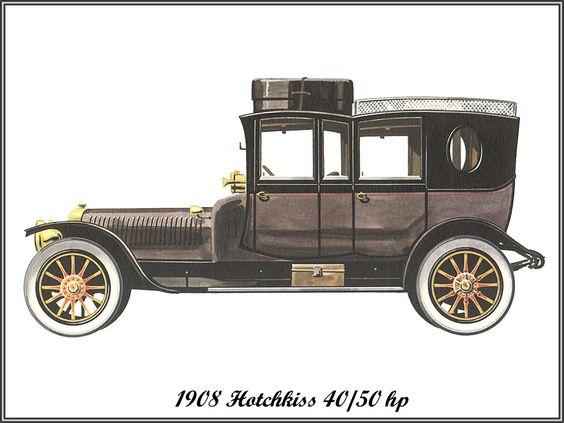 1908 Hotchkiss