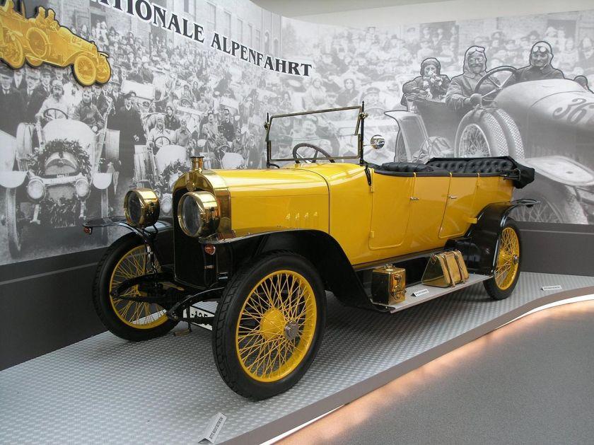 1913 Audi Typ C