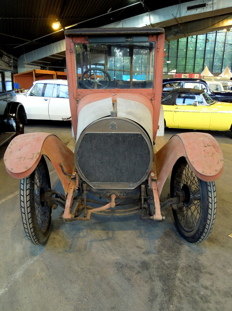 1913 Hotchkiss Z2