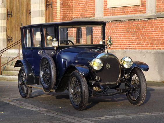 1920 Hotchkiss AF Limousine