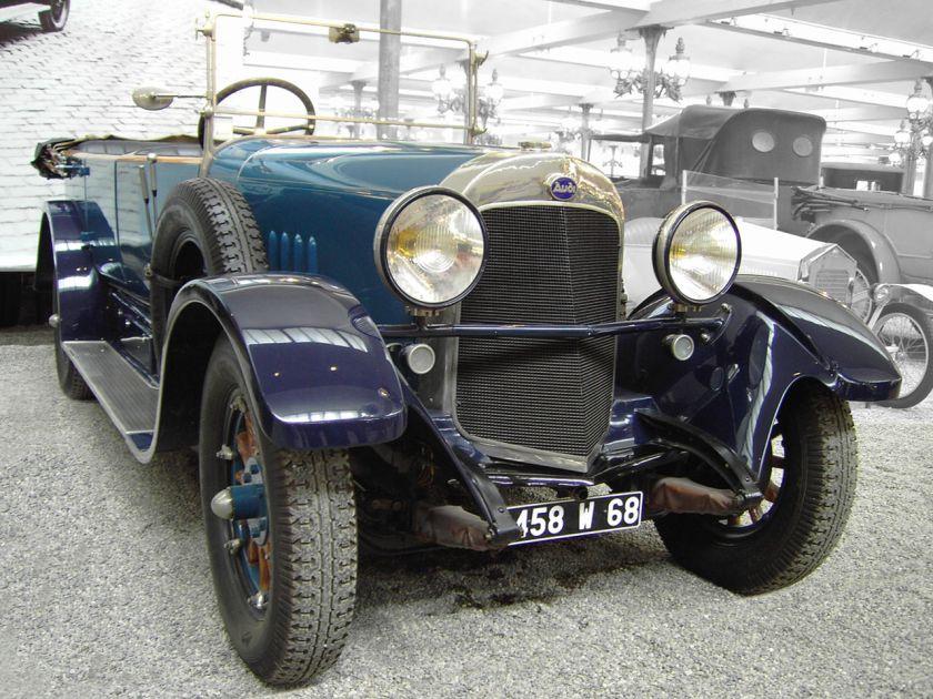 1923 Audi Typ E