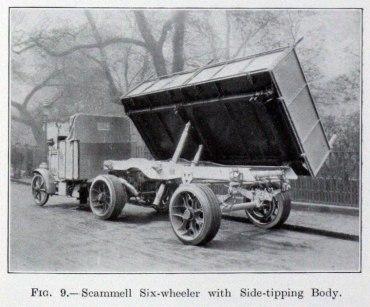 1924 Scammell