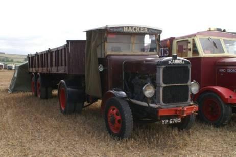 1926 Scammel S 10 artic