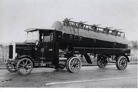 1926 Scammel tanker