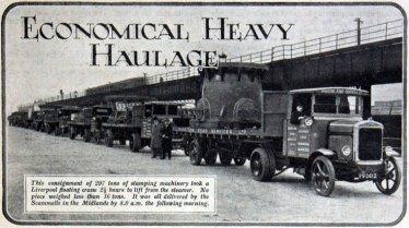 1928 Scammell