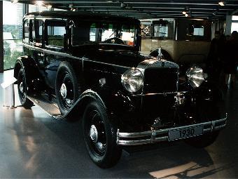 1930 Audi dresden s