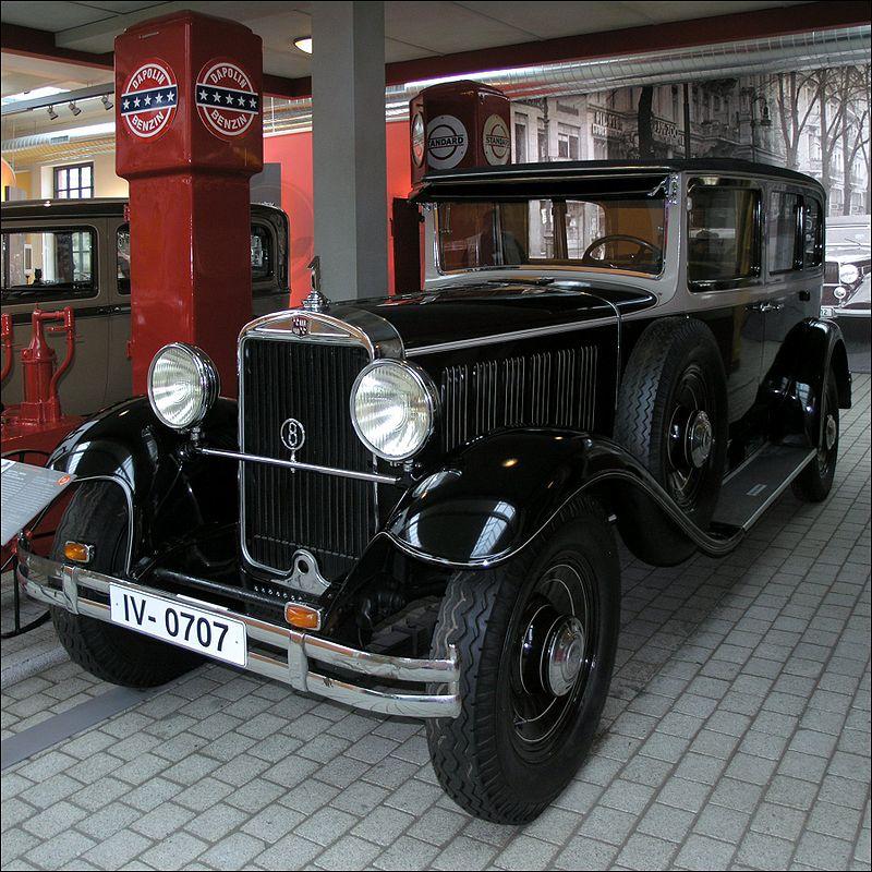 1930 Audi Typ SS