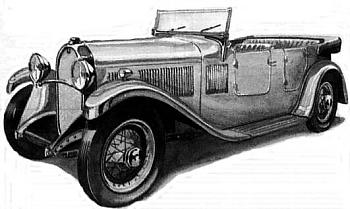 1930 Hotchkiss 1930 am 80