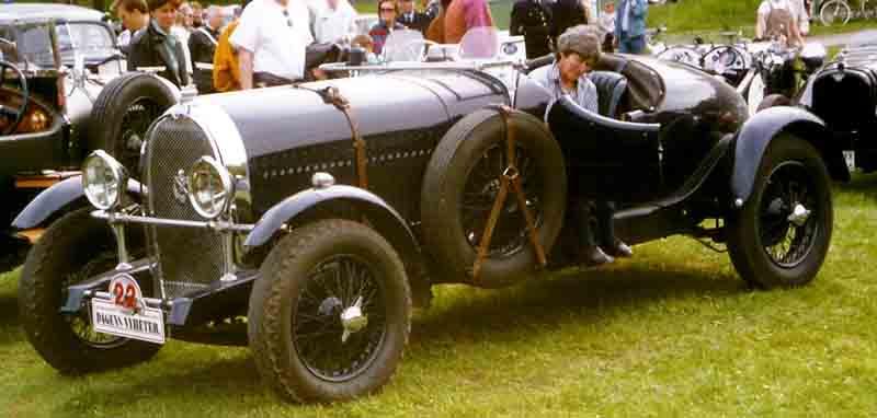 1931 Hotchkiss F