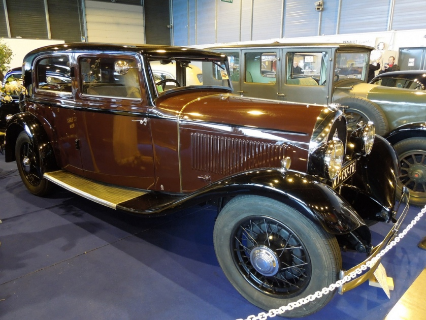 1932 Hotchkiss 412 brown