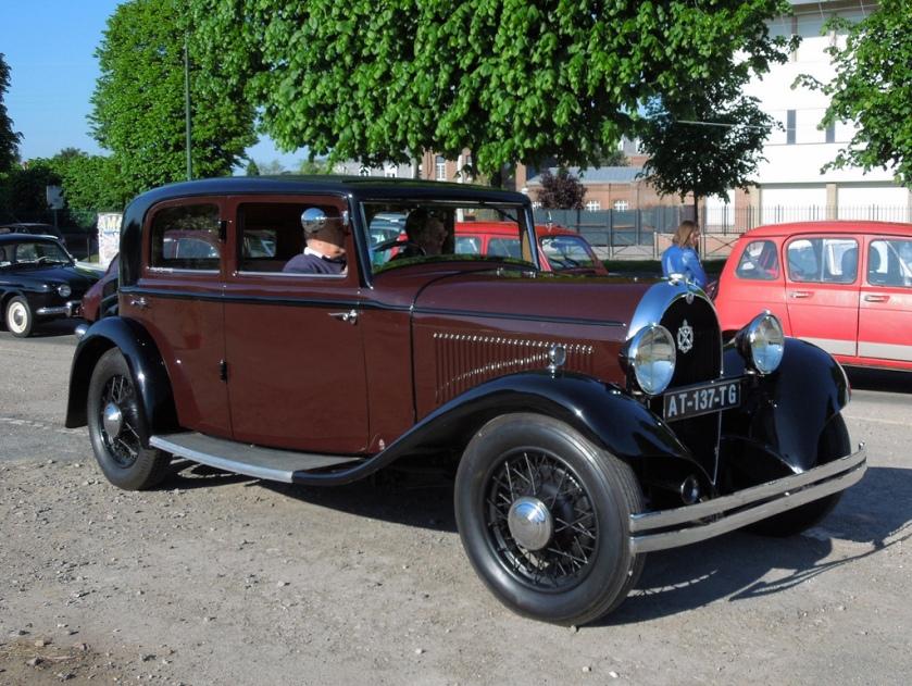 1932 Hotchkiss 412