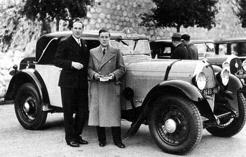 1934 Hotchkiss 1934 rmc