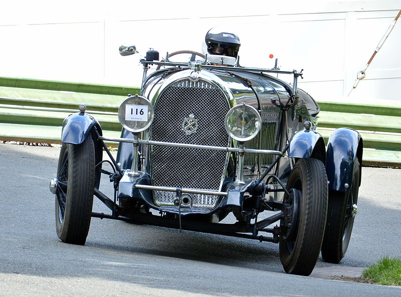 1934 Hotchkiss 2 seater sports fr