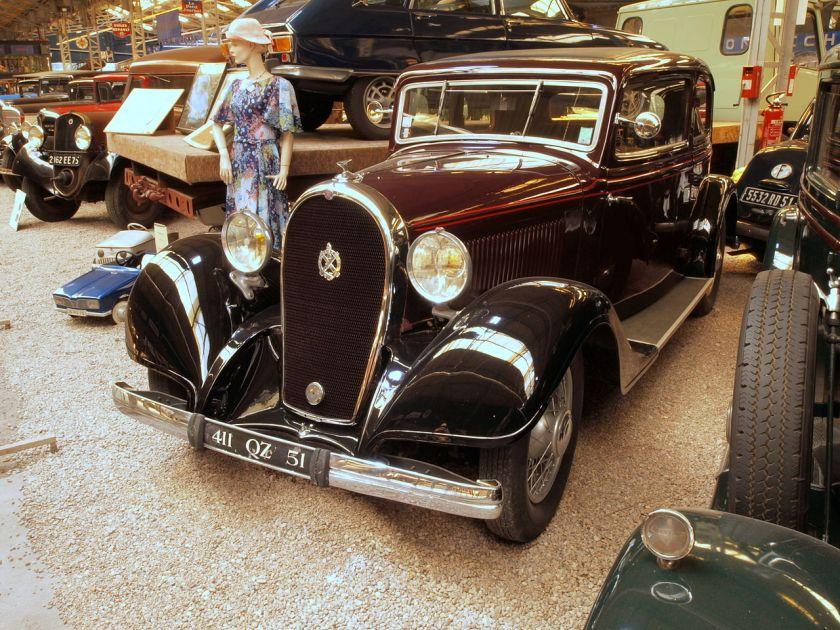 1934 Hotchkiss 411 pic1